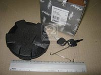 Крышка топливного бака (пластик) RVI, DAF, VOLVO 80мм. (с ключем) (RIDER), RD19-65-240