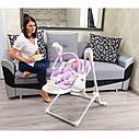 Детский стульчик для кормления 3 в 1 CARRELLO Triumph Lilac Purple, фото 3