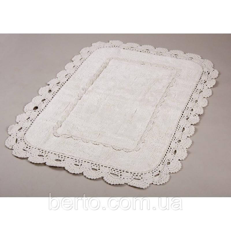 Набор ковриков для ванной комнаты Irya - Anita кремовый (60*90+40*60)