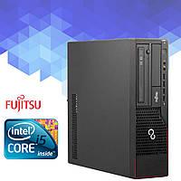 Компьютер Fujitsu E900 (Core i5 2500 3.7 ГГц, 4 ГБ ОЗУ, 250 HDD, Windows 7)