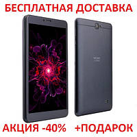 "Планшет Nomi C070012 Corsa 3 Black 7"" display + 3G + 16GB Original size Tablet PC Andriod 7, фото 1"