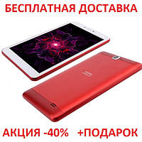 "Планшет Nomi C070012 Corsa 3 Red 7"" display + 3G + 16GB Original size Tablet PC Andriod 7, фото 1"