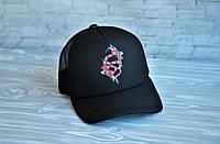 Кепка бейсболка блайзер черная, фото 1