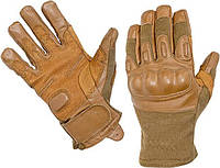 Перчатки Defcon 5- Одежда Glove Nomex/Kevlar Folgore 2010 Coyote Tan S Ц:Песочный (D5-Glbpf2010 Ct S)