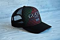 Кепка бейсболка блайзер Gucci Гуччи   (реплика), фото 1