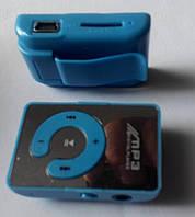 Плеер MP3 c картридером; microSD(T-Flash) до 16Gb; Пластик