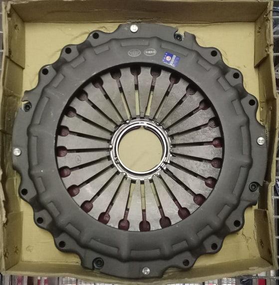 Диск сцепления нажимной (корзина) FAW CA3252 (Фав 3252) D=430*89мм