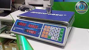 Весы торговые до 30 кг – Днепровес ВТД 30 Л2
