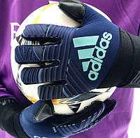 Вратарские перчатки ( Адидас)  Adidas ACE Trans \ blue