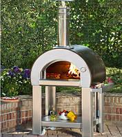 5 Minuti - Піч для піци на дровах. Піци: 2 шт. Alfa Pizza. Італія, фото 1
