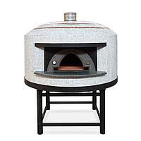 Napoli. Піч для піци на дровах або газ (за запитом). Піци: 3 - 8 шт. Alfa Pizza. Італія, фото 1