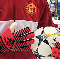 Вратарские перчатки ( Адидас) Adidas ACE Trans \ Red