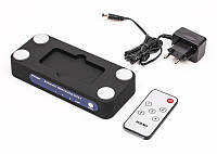 Коммутатор Viewcon VE 593; HDMI между 3 устройствами; 1920х1080; 1.4v
