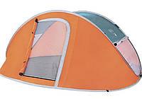 Палатка туристическая 4-х местная Bestway 68006