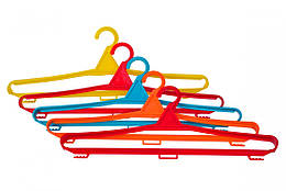Плечики для одежды пластиковые