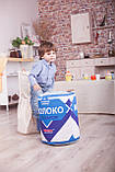 Кресло-мешок Пуф Сгущенное Молоко Poparada, фото 2