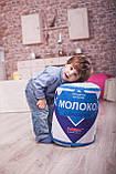 Кресло-мешок Пуф Сгущенное Молоко Poparada, фото 5