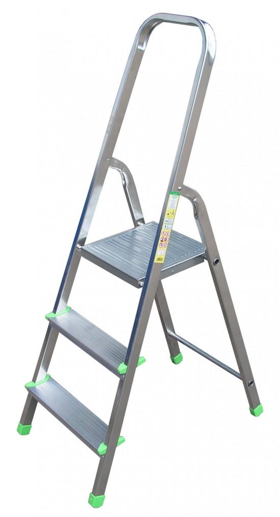Стремянка алюминиевая ITOSS 913 3 ступени