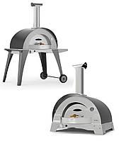 Domo -  Печь для пиццы. Газовая. Пиццы: 2 пиццы Alfa Pizza. Италия, фото 1