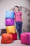 Кресло-мешок Пуф Куб Poparada, фото 7