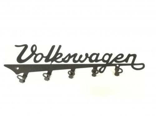 Оригінальна металева пластина для ключів Volkswagen Classic Key Hanger, Metall (111087703A)