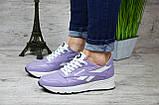 Женские кожаные кроссовки Reebok (Реплика)►Размеры [36], фото 5