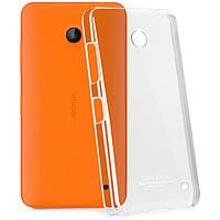 Прозрачный чехол Imak для  Nokia Lumia 630