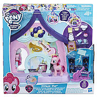 Ігровий набір Hasbro My Little Pony Pinkie Pie Beats & Treats Magical Classroom (E19290) (B076QV1MX4)