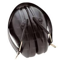 Наушники Стрелковые Browning Модель Passive Compact. Цвет – Черный. (12631)