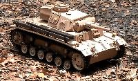 Танк на радиоуправлении Tauch Panzer III Ausf.H HENG LONG 3849-1. Суперподарок!, фото 1