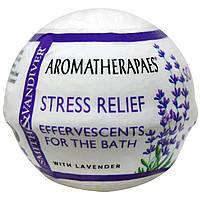 Соль-шарик (бомбочка) для ванн для снятия стресса Smith & Vandiver, 80 г