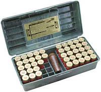 Коробка Пластмассовая MTM Sf-50 на 50 Патронов кал. 20/76. Цвет – камуфляж. (Sf-50-20-09)