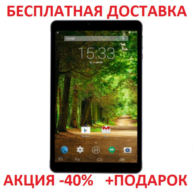 "Планшет Nomi C10103 Ultra+ Silver 10""  display + 3G + 16GB Original size Tablet PC Andriod 7"