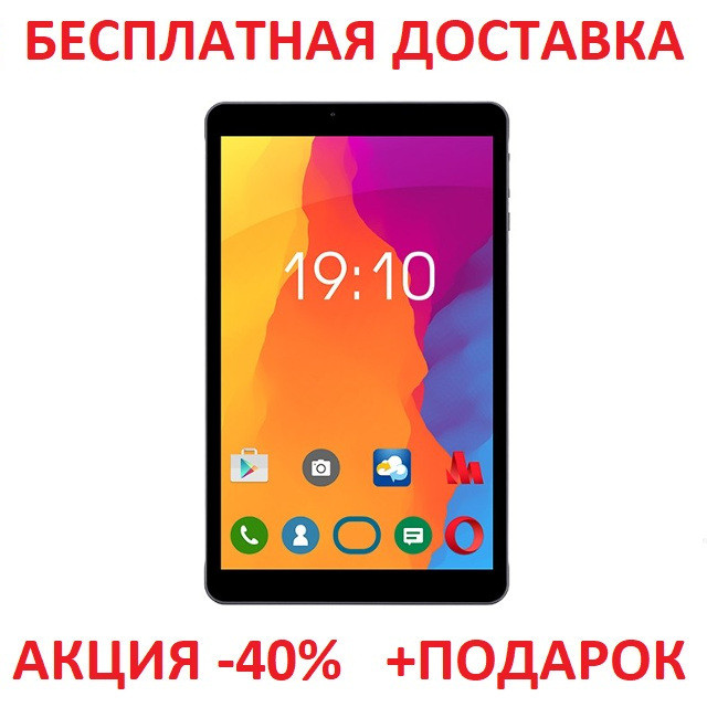 "Планшет Nomi C10103 Ultra+ Gold 10""  display + 3G + 16GB Original size Tablet PC Andriod 7"