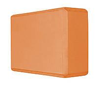 Блок для йоги Sport Shiny SV-HK0154 Orange