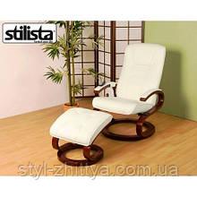 Крісло - куток з масажем та підігрівом