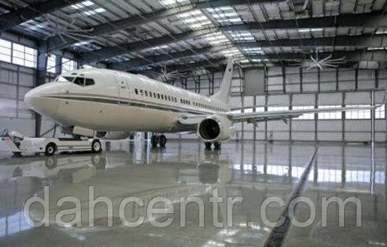 Ангар под самолеты, фото 1