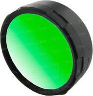 Светофильтр Olight для Фонарей Серии M20. Зеленый (Fm20-G)