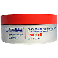 Giovanni, Воск для укладки Magnetic Force, MDL: 2, 2 унции (57 г)