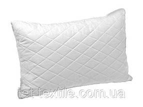 Подушка силиконовая белая 50х70см.