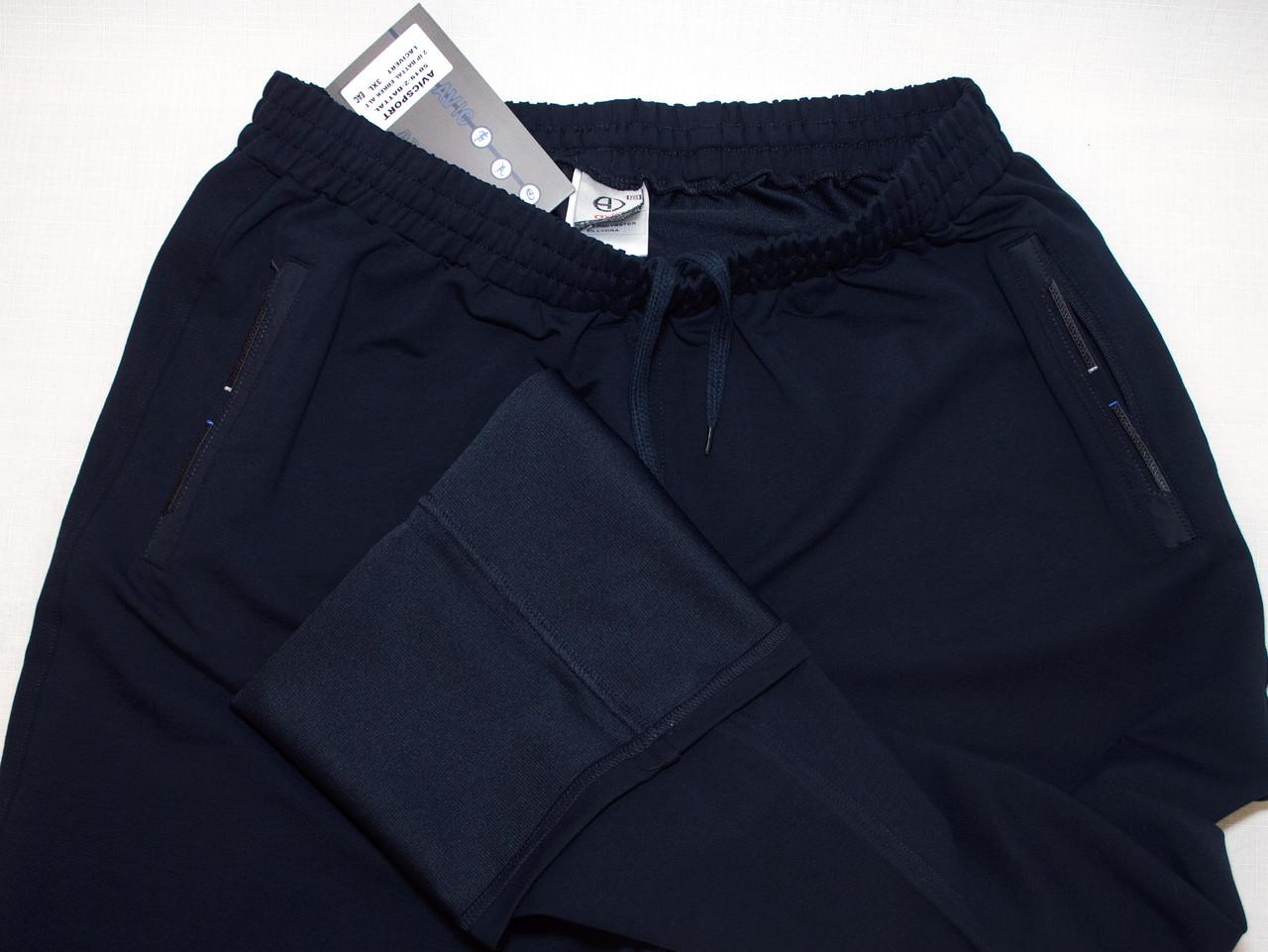 Спортивные штаны мужские больших размеров AVIC (3XL-6XL)