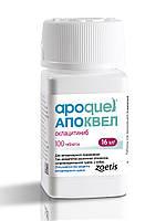 Апоквел, 16 мг (100 табл) для лечения дерматитов различной этиологии, сопровождающихся зудом у собак