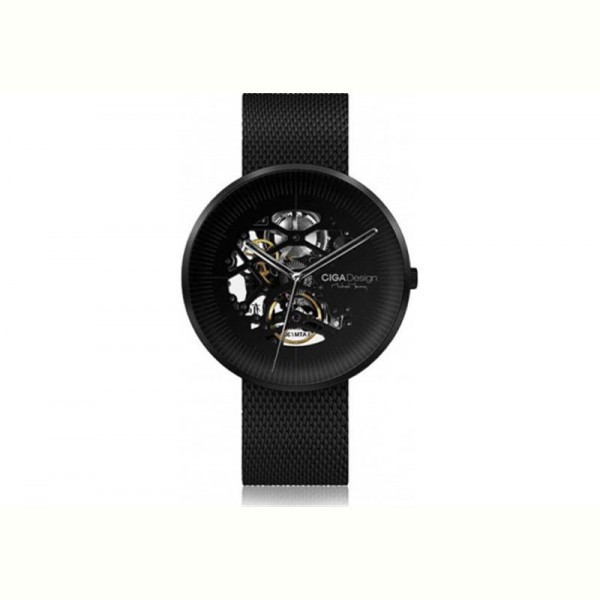 Наручные часы Xiaomi CIGA Design MY Mechanical Watch Meteorite Black 87fcb7d5a749a