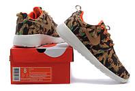 Женские кроссовки Nike Roshe Run Print N-30123-91, фото 1