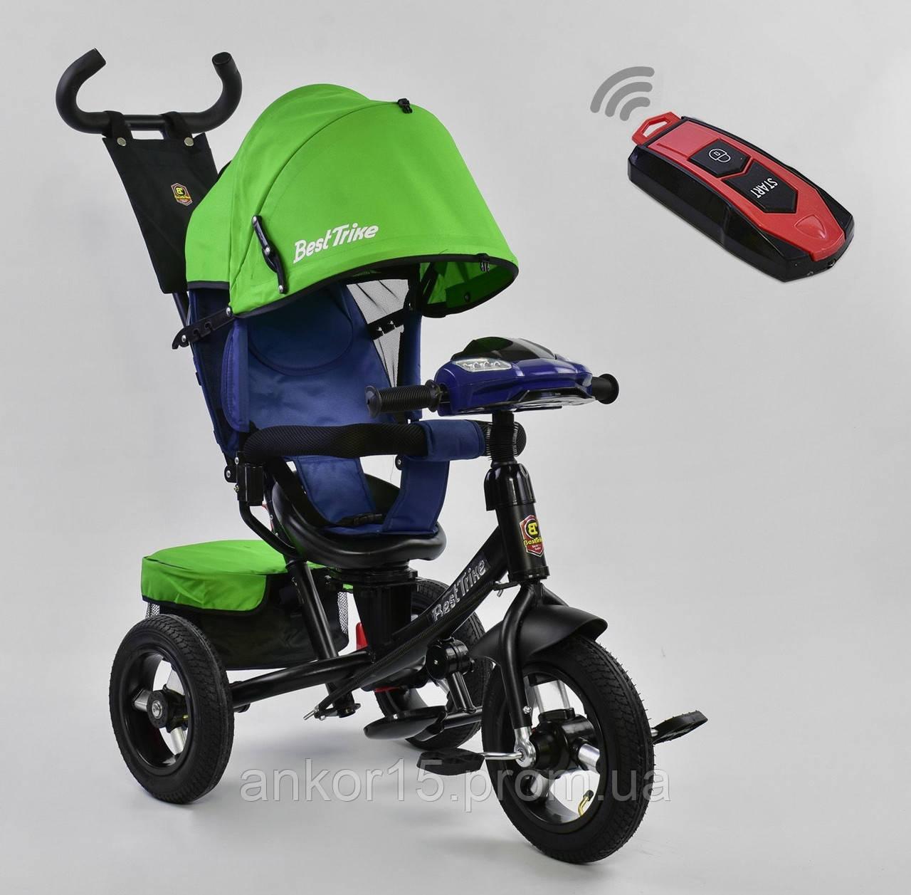 Детский трехколесный велосипед 7700-B-6412 Best Trike