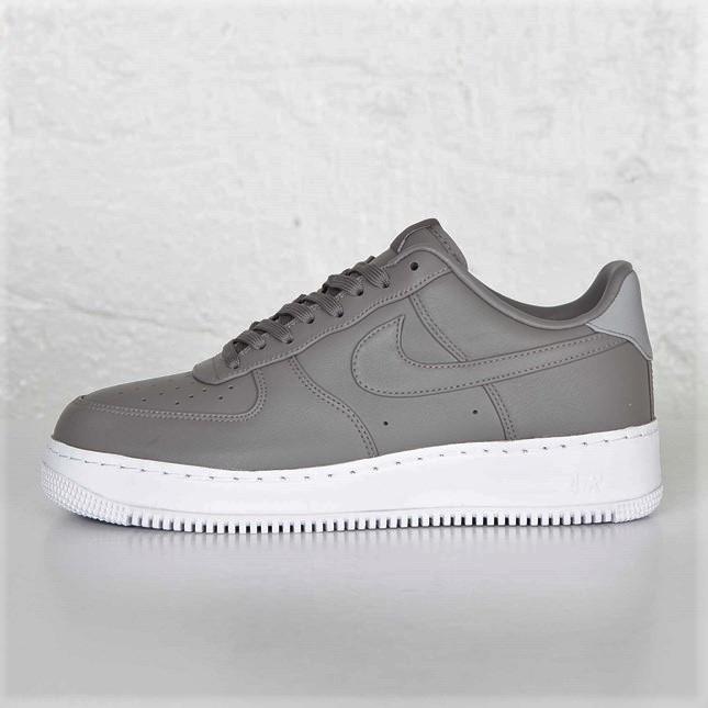 "Кроссовки Nike Air Force Low ""Grey/White"""