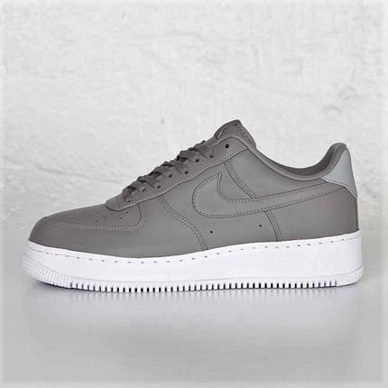 "Кроссовки Nike Air Force Low ""Grey/White"", фото 2"