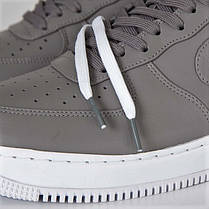 "Кроссовки Nike Air Force Low ""Grey/White"", фото 3"