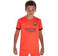 Футбольная форма 2014-2015 Барселона (детская) резервная