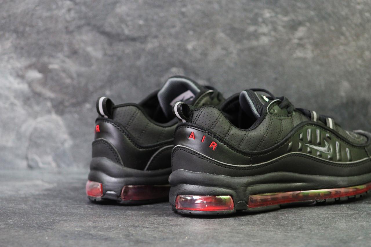 bc302a2e Мужские кроссовки Nike Air Max 98 x Supreme Black 41: продажа, цена ...